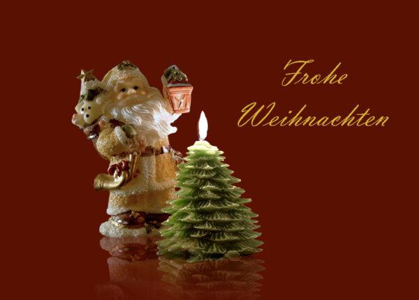 Weihnachten Postkarten